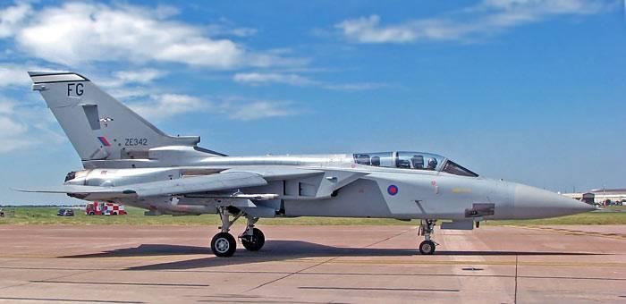 Britisches Luftverteidigungssystem (Teil von 4)