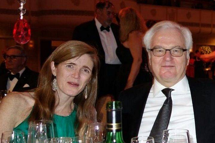 Samantha Power sobre su amiga Vitalia Churkin