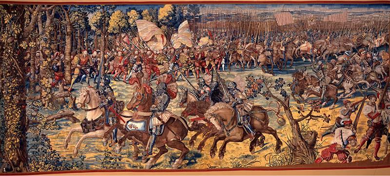 Последнее сражение Средневековья, или Битва при Павии