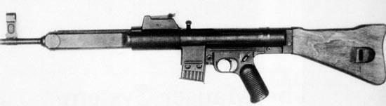 Stg.45 и другие автоматы Людвига Форгримлера
