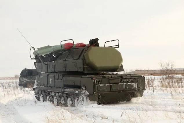 Небо над Крымом закроют «Буками»