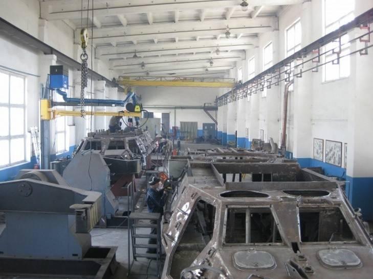 Kiev fornece plantas de defesa de equipamentos em Mianmar