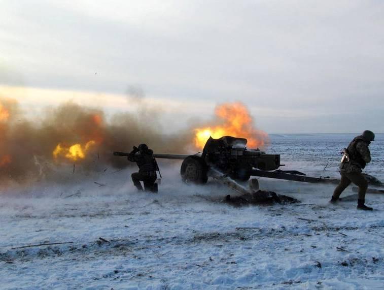 O Departamento de Estado acusou a milícia Donbas de atacar a OSCE