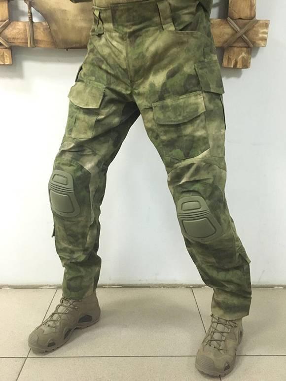 Начались поставки антропоморфных боевых комплектов