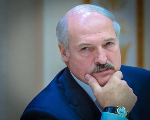 "A UE estendeu as ""armas"" contra a Bielorrússia"