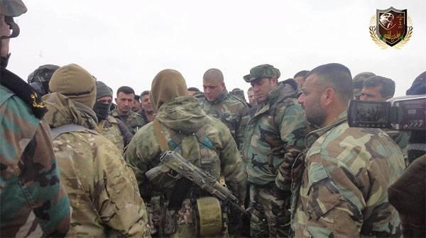 Сирийские войска начали новую операцию по освобождению пригородов Дамаска