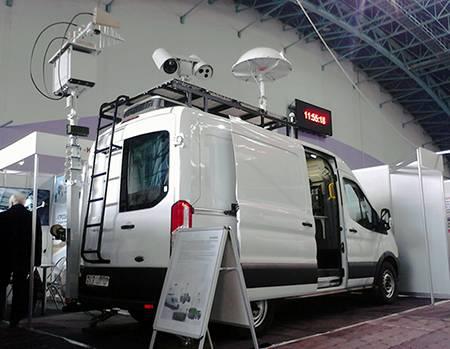 """Anti-UAV-Systeme """"Groza-S"""" und """"Groza-R"""" (Weißrussland)"""
