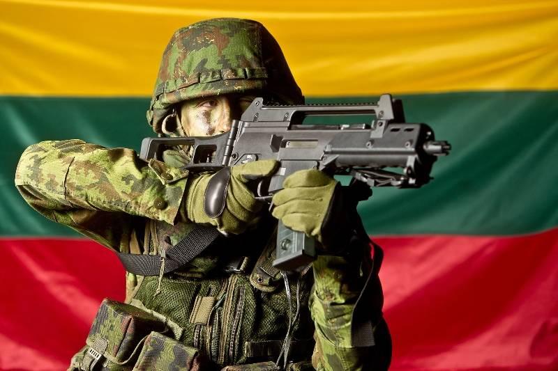 Litauen: Wir sind wenige und haben keine Westen