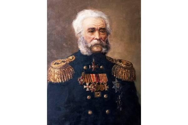Адмирал Петр Анжу – русский исследователь Арктики