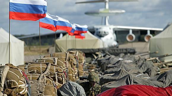 A base aérea de Chkalovsky voltou a ser uma divisão de propósito especial.