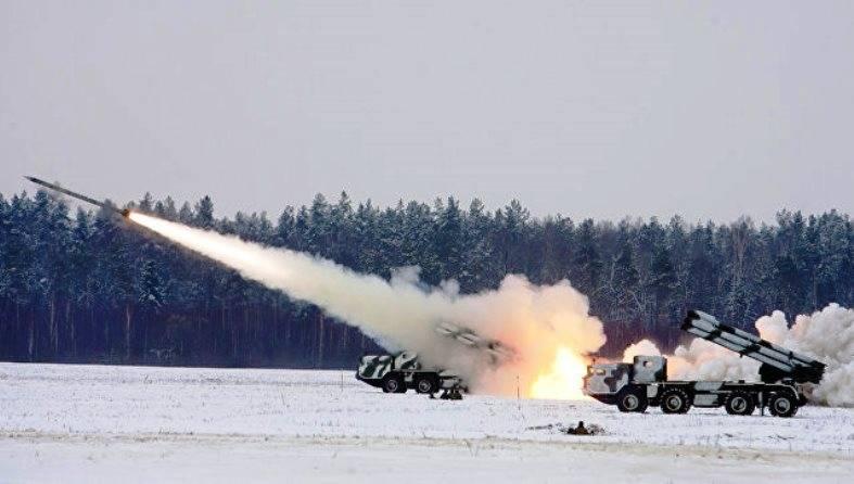 Российский конструктор: Украина не способна производить снаряды для РСЗО «Смерч»