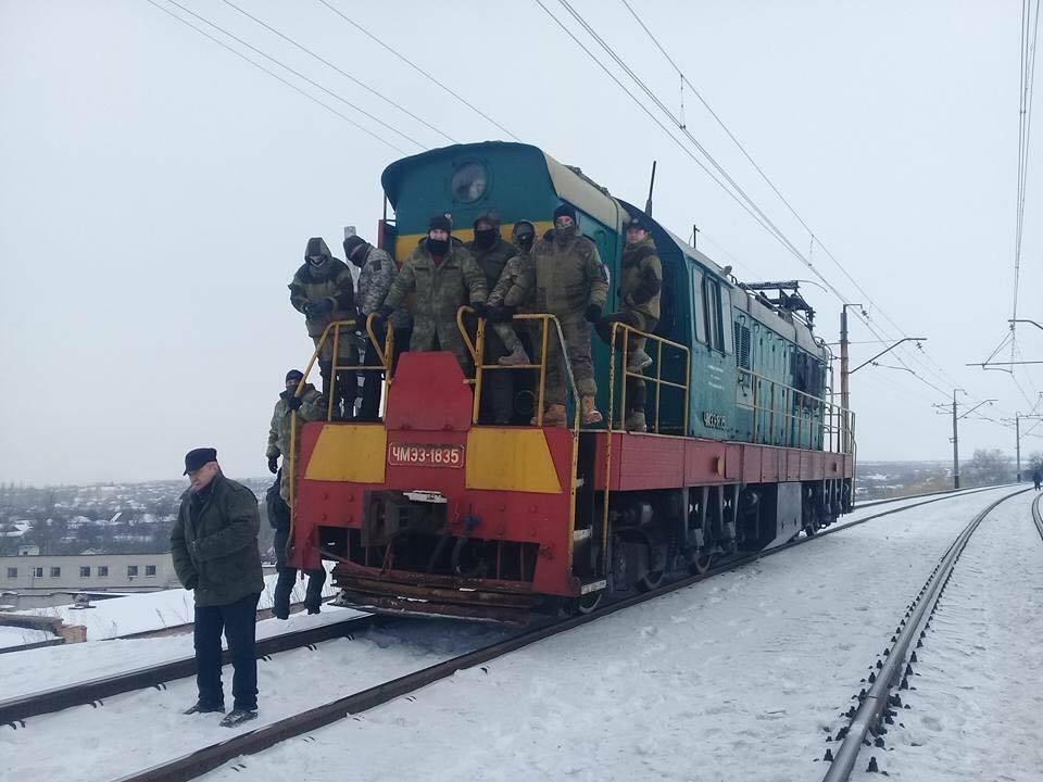ВУкраинском государстве приступили кжесткой зачистке участников блокады Донбасса
