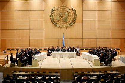 Россия и Китай наложили вето на резолюцию Совбеза ООН по Сирии