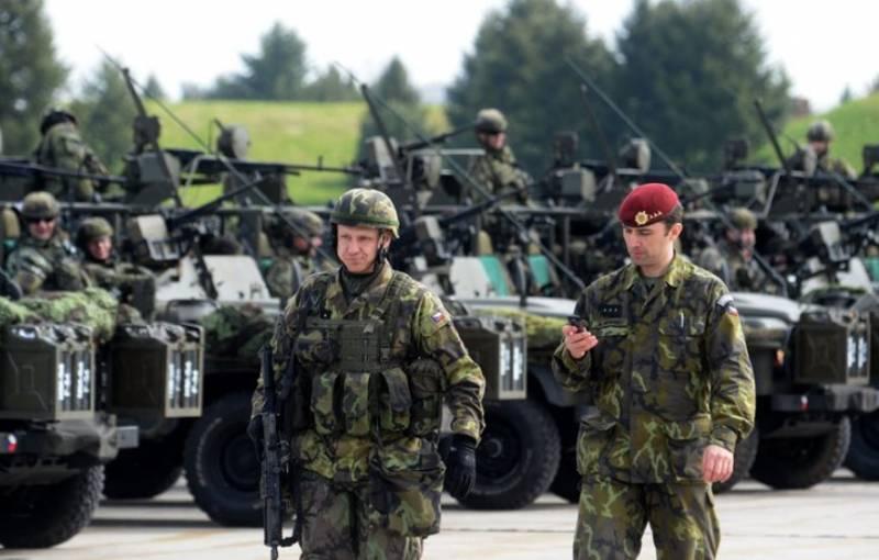 В случае угрозы в Латвию прибудет натовский «наконечник копья»
