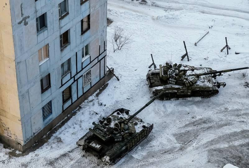Путин рассказал о причинах обострения ситуации на Донбассе
