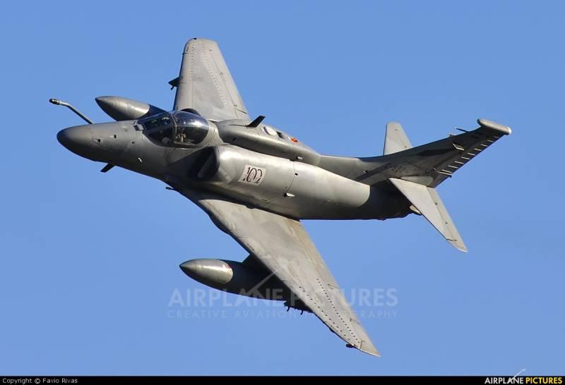 Без реактивной тяги: деградация ВВС Аргентины продолжается