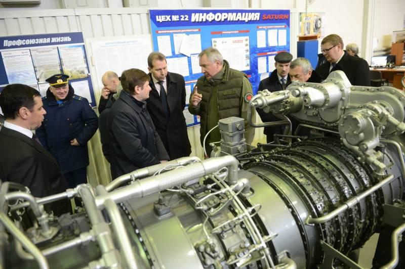 Производство двигателей для ВМФ будет развернуто в конце апреля