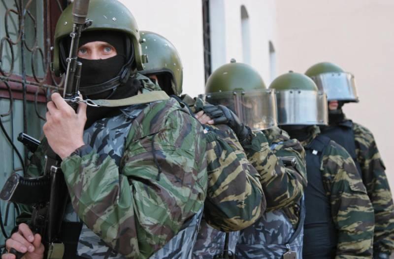 Подписан закон о защите военнослужащих, борющихся с терроризмом