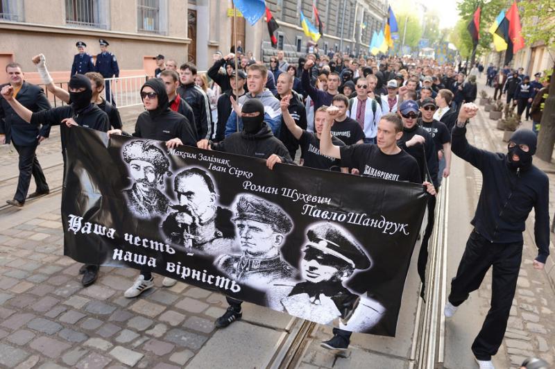 Бандеровская Украина — это мина для Европы