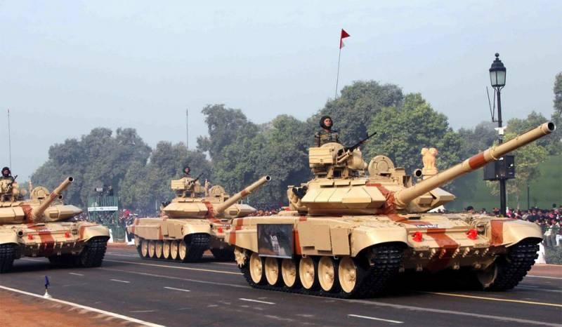 Танковые снаряды «Манго» будут поставлены Индии в феврале