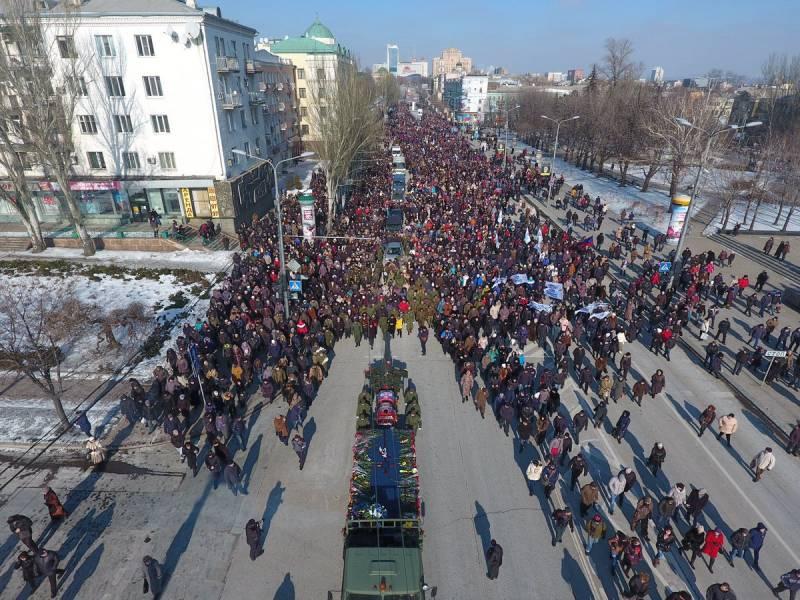 Сводка за неделю (6-12 февраля) о военной и социальной ситуации в ДНР от военкора «Маг»