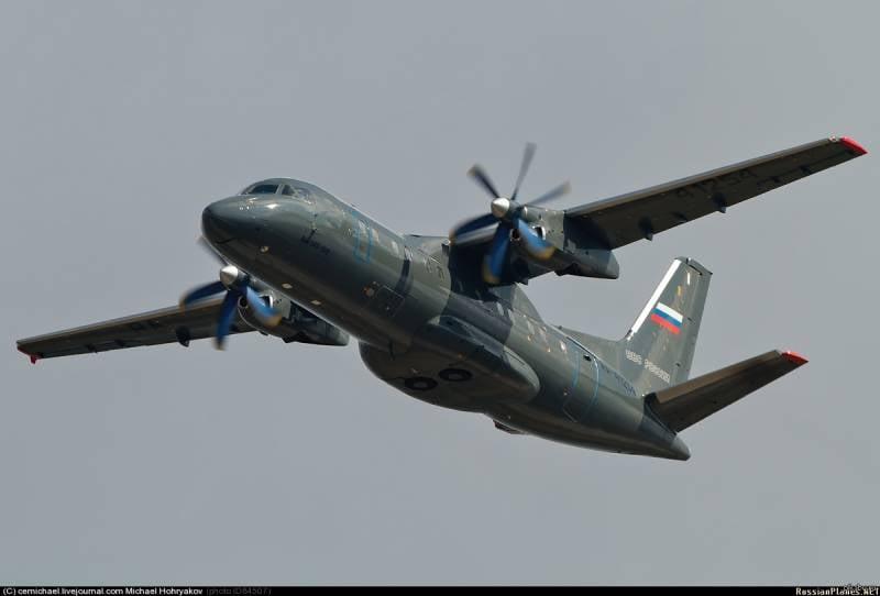 ТОФ получил Ан-140-100, заключительный в серии