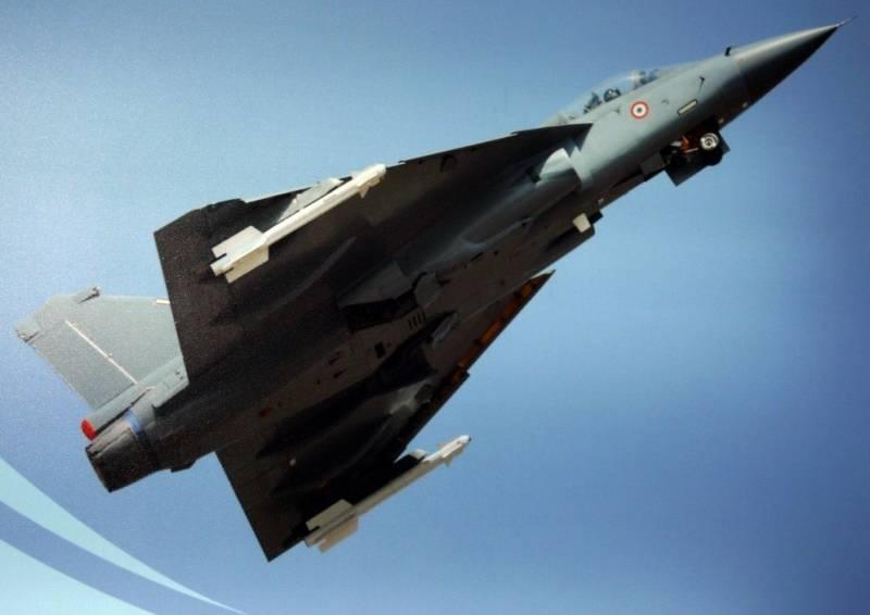 Россия готова к поставкам РЛС для индийских истребителей «Теджас»