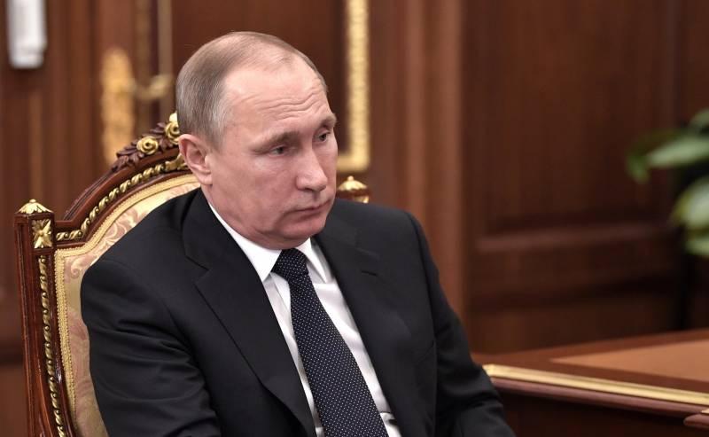 Проект «ЗЗ». Американцы возлюбили Путина