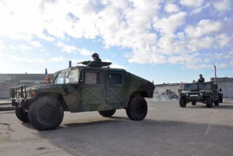 В Молдавию поступила американская «нелетальная» помощь