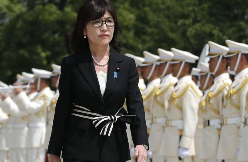Министр Обороны Японии хочет напрямую поговорить с Шойгу о Курилах