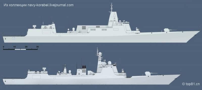 """ВМС НОАК: вызов или стимул? Часть 1. Китайский """"Лидер"""""""