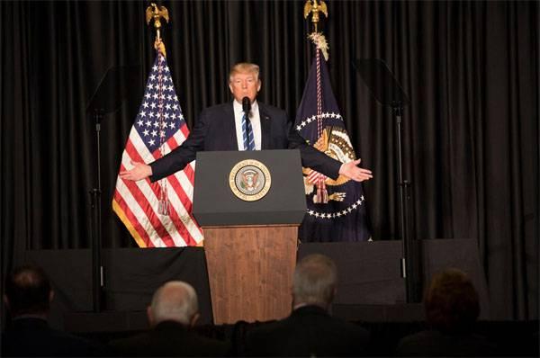 CNN поведал, кого Трамп считает основной угрозой США