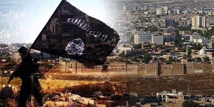 Die Führung des IS geht von Mosul aus