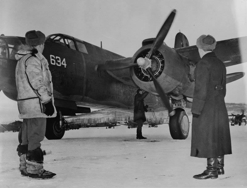 В США может появиться памятник советским лётчикам