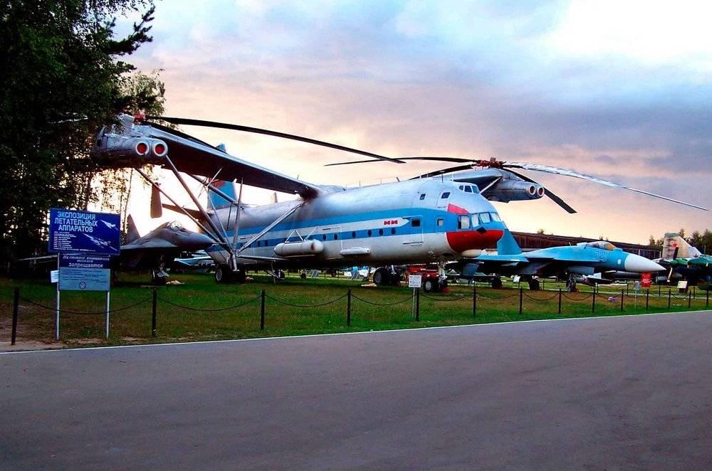 Самые большие вертолеты России