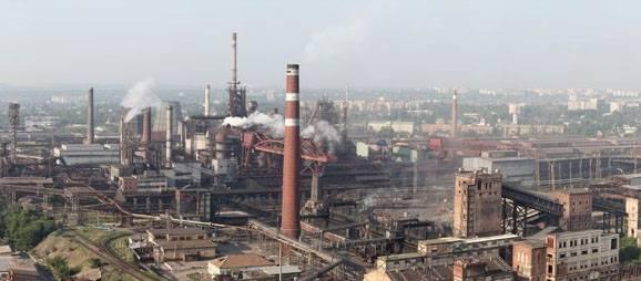 В ДНР начали вводить внешнее управление на украинских заводах