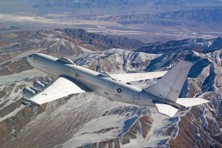 В США проходит испытание модернизированный самолёт «Судного дня»