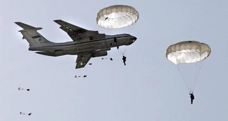Technodinamika comenzará a desarrollar el sistema de paracaídas D-14.