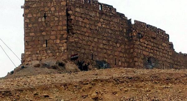 Syrische Truppen drangen in den historischen Teil von Palmyra ein