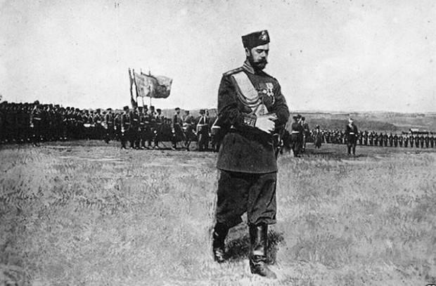 II. Nicholas tahttan nasıl vazgeçildi?