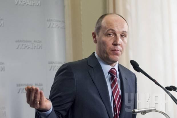 """Parubiy lud Japan ein, als """"Einheitsfront"""" gegen Russland aufzutreten"""