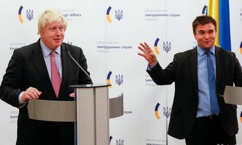 Джонсон: Лондон и Варшава никогда не признают Крым частью России