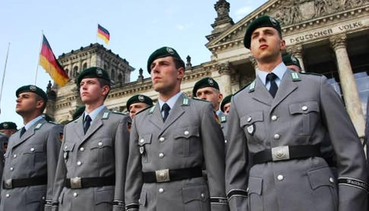Das deutsche Militärbudget hat die Franzosen übertroffen und wächst weiter