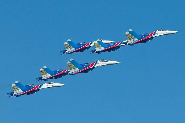 Истребитель Су-27: дважды рожденный
