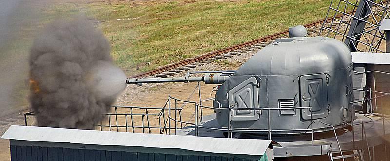 Завершены полигонные испытания артустановки АК-176МА