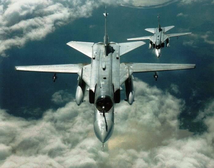 L'US Air Force 4 ha registrato casi di pericoloso avvicinamento degli aerei della NATO e della Russia