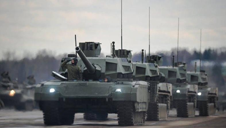 Giornale svedese sulle armi russe che possono cambiare l'equilibrio del potere