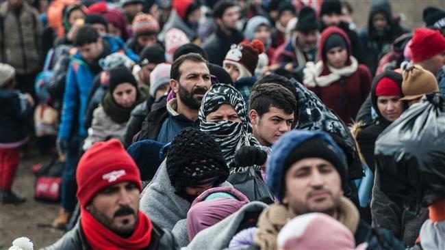 Немцы все чаще нападают на беженцев