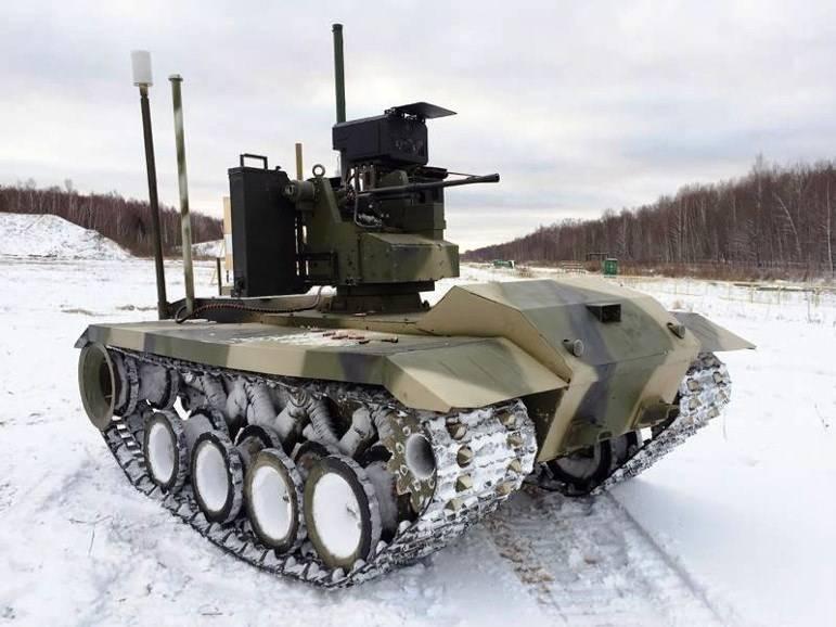 In Russland werden spezielle Regeln für das Testen von Robotern entwickelt.