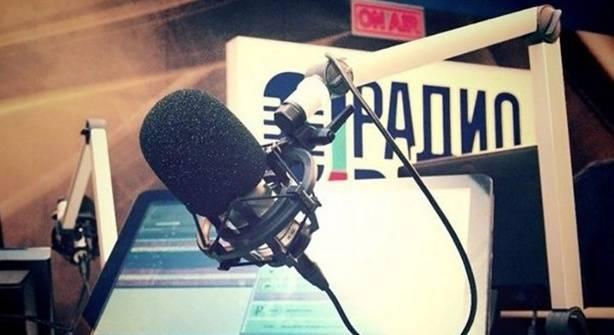 In Kiew hat der ukrainische Radiosender Radio Vesti keine Sendelizenz